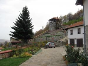 терасаста башта